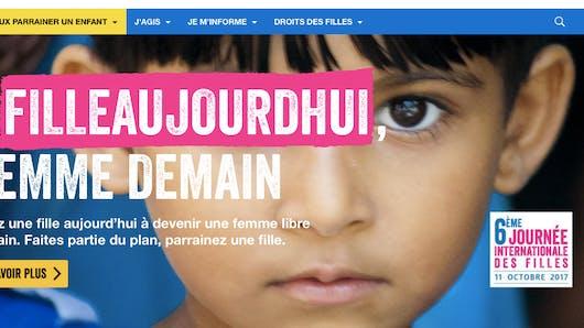 #FilleAujourd'hui : Parents se mobilise pour la Journée internationale des droits des filles ! (vidéo)