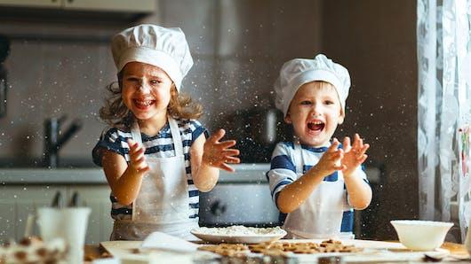 Semaine du goût : des idées recettes à réaliser avec vos enfants