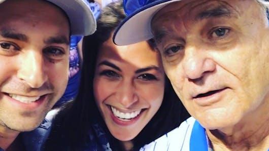 Quand Bill Murray aide un couple à annoncer la prochaine naissance de son bébé (VIDEO)