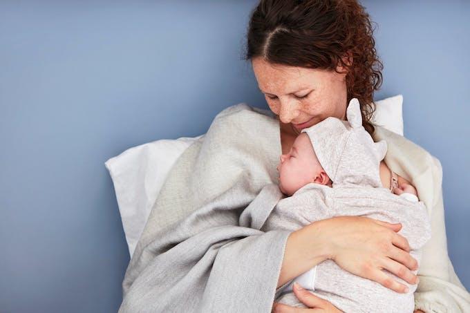 Hugsy bebe et maman