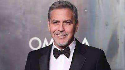 George Clooney parle de ses jumeaux