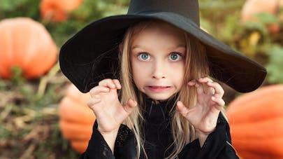 Halloween: comment déguiser ses enfants en toute sécurité?