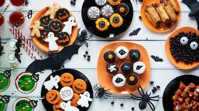 Halloween: des idées recettes pour un goûter diabolique! (vidéos)