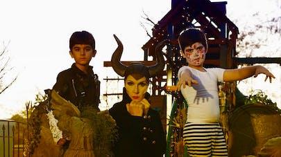 Les stars fêtent Halloween en famille : découvrez les plus beaux costumes (diaporama)