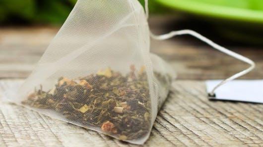 Des pesticides dans les sachets de thé