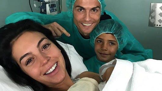 Cristiano Ronaldo papa : mais où sont passés les kilos de grossesse de Georgina ? (photos)
