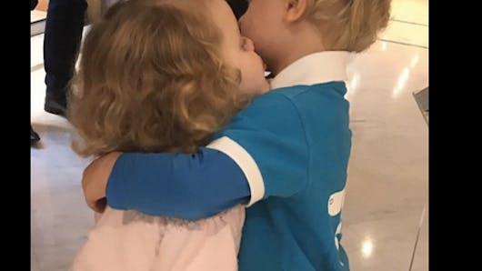 Charlène de Monaco: première coupe de cheveux pour ses jumeaux