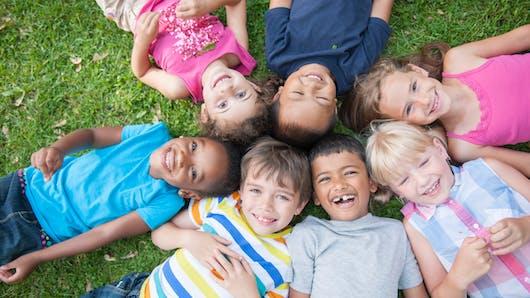 Le 20 novembre, c'est la Journée internationale des Droits de l'enfant !