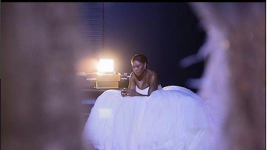 Serena Williams, maman et jeune mariée!