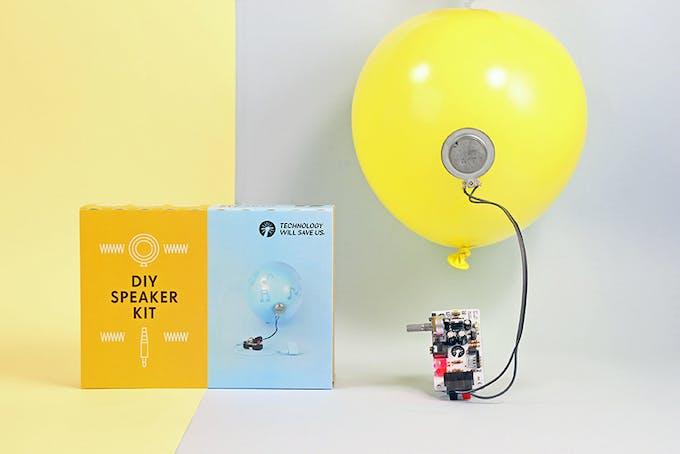 kit speaker diy
