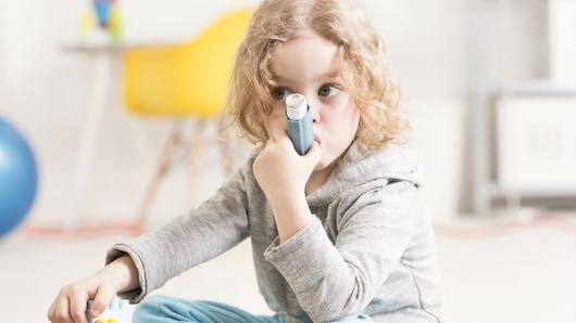 Les crises d'asthme réduites dans les quartiers urbains bordés d'arbres
