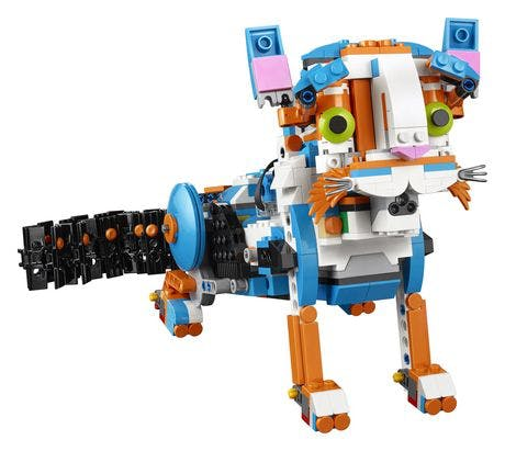 FRANKIE LEGO BOOST
