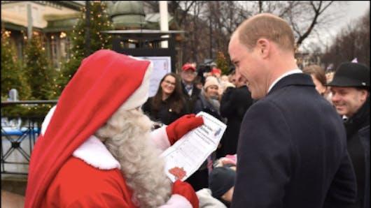 On sait ce que le prince George veut pour Noël
