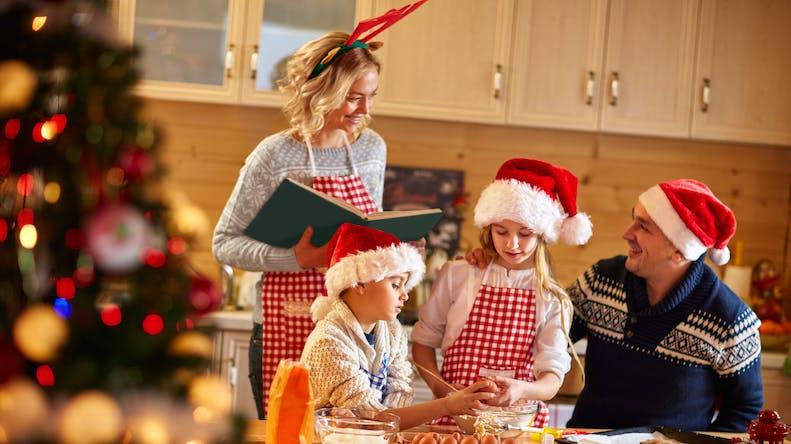 Noël 2017 : menu de réveillon pour enfants