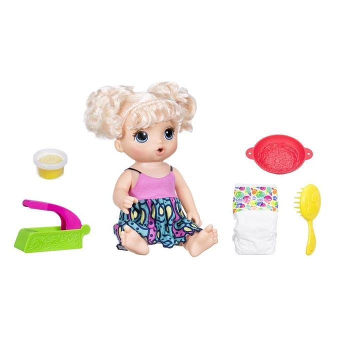 Baby-Alive Miam Miam Hasbro