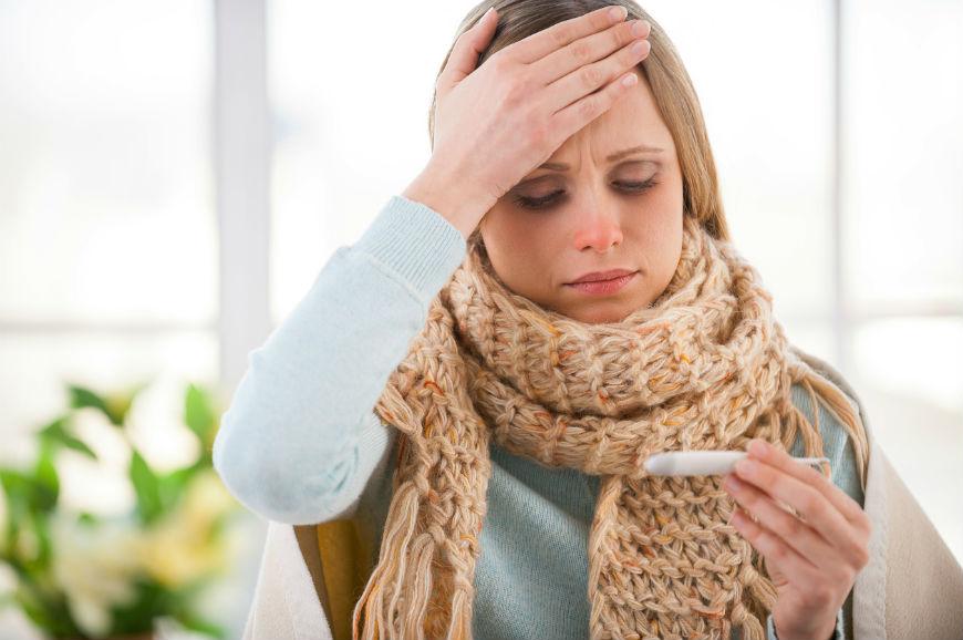 La grippe arrive à grands pas