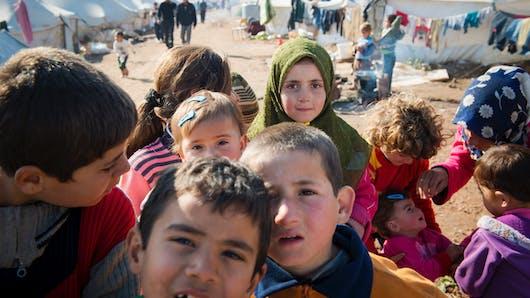 Noël: aider Bioviva à offrir des jeux aux enfants réfugiés