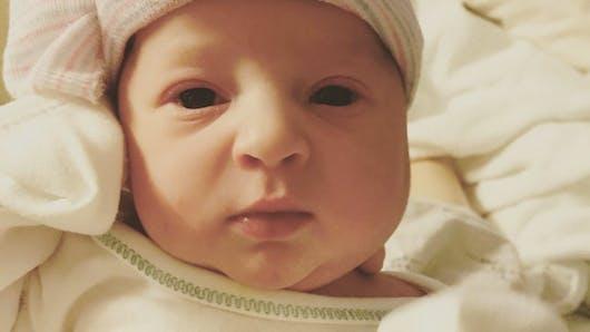 Naissance d'Emma, bébé issu d'un embryon congelé il y a 25 ans