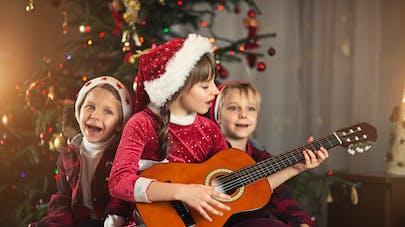 Les playlists de Noël pour les petits et les grands !