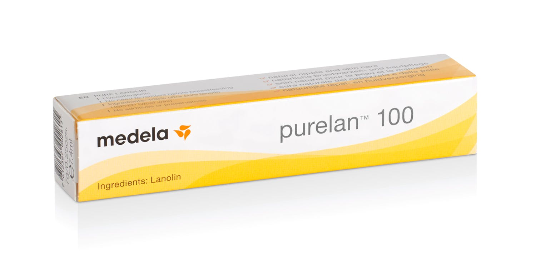 Crème Purelan 100 à Lanoline Medela