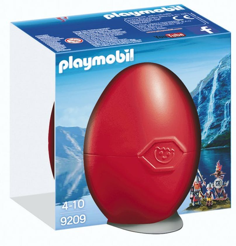 Œuf Playmobil