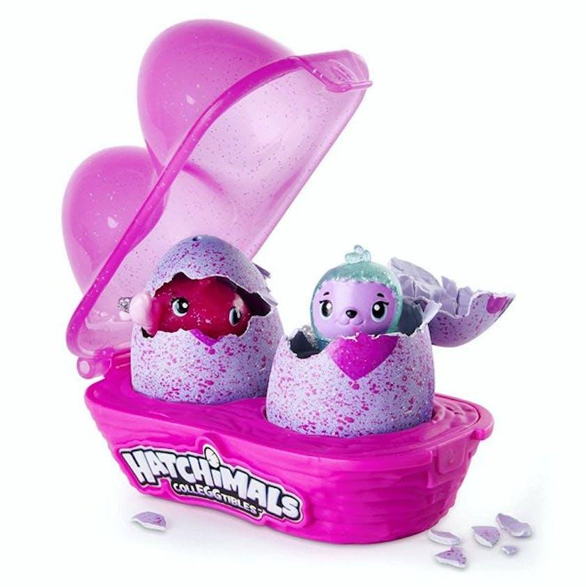 Boîte à œufs Hatchimals Pâques