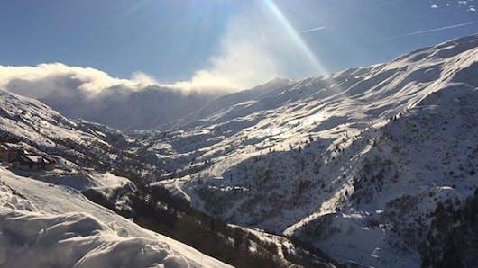 Savoie: une petite fille de 9 ans rescapée d'une avalanche