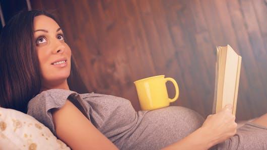 Devenir mère - troisième trimestre