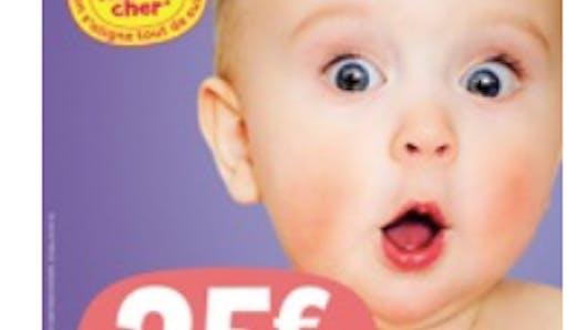 Babies'R'Us dédie le mois de janvier aux bébés!