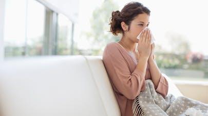 Grippe: le pic épidémique sera atteint la semaine prochaine