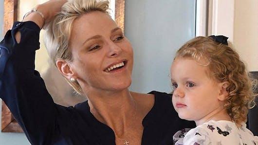 Charlène de Monaco : ses enfants comme vous ne les avez jamais vus !