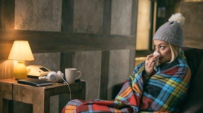 Grippe: un bilan moins meurtrier que l'an dernier
