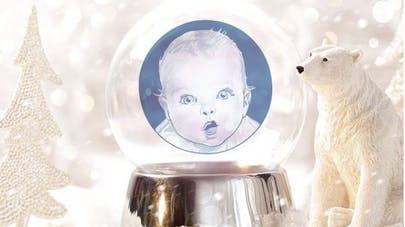 Gerber choisit un bébé trisomique pour représenter la marque