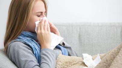 Grippe: le virus peut être tué par une lampe UV