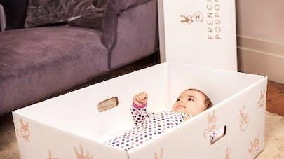 Naissance: une Baby Box avec des produits sans perturbateurs endocriniens