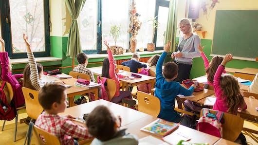 Ecole: plus de 200 fermetures de classes prévues à la rentrée