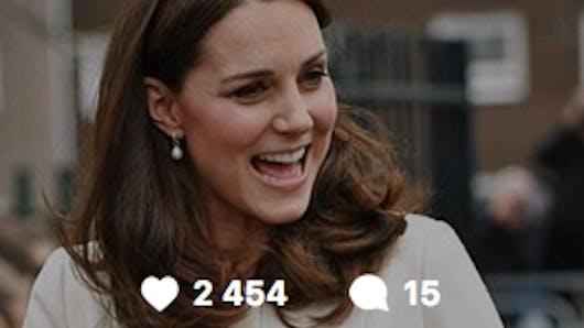 Les doigts de Kate Middleton passionnent la presse britannique: pourquoi