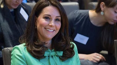 Kate Middleton, enfin en congé maternité!