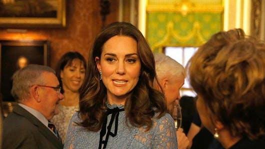 Kate Middleton enceinte : sa grossesse active et stylée en images (diaporama)