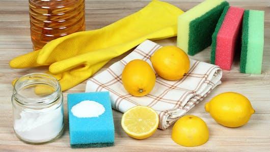 Top 5 des produits ménagers naturels à avoir à la maison
