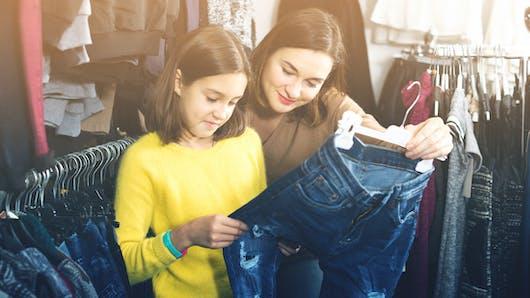 Coup de gueule : une maman dénonce le manque de poches dans les jeans pour filles