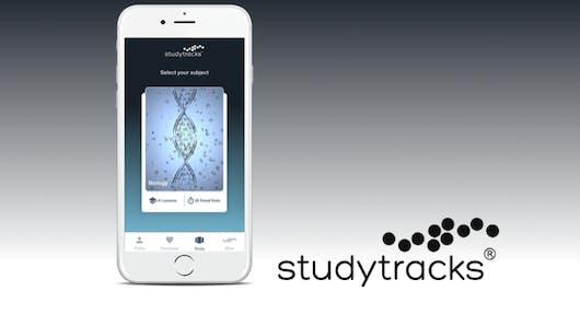 Studytracks, l'application qui permet aux élèves de réviser leur brevet des collèges en chansons !