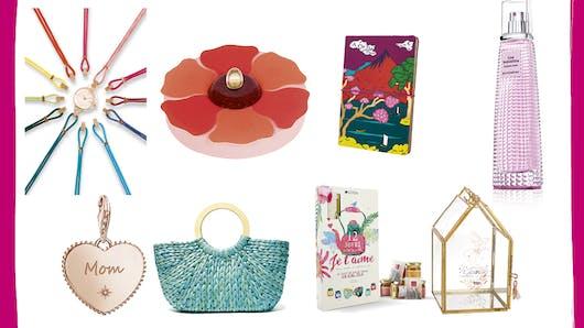 Fête des mères : nos idées cadeaux, à offrir… ou à s'offrir ! (diaporama)