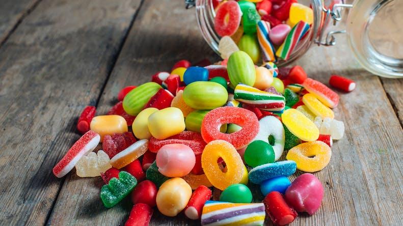 Bientôt la fin du dioxyde de titane dans les bonbons?
