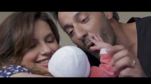 Laetitia Milot dévoile une touchante vidéo avec sa fille à la maternité