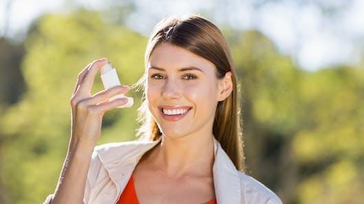 Asthme: un médicament contre l'eczéma montre son efficacité
