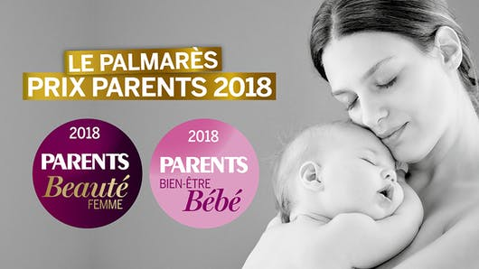 Prix Parents2018 : les lauréats! (vidéo)