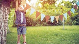 Astuces anniversaire enfant simple pas cher écolo