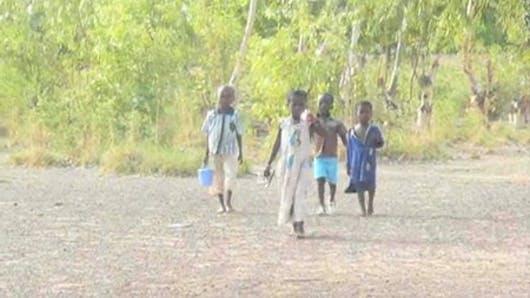 Burkina : une matinée à l'école pré-scolaire
