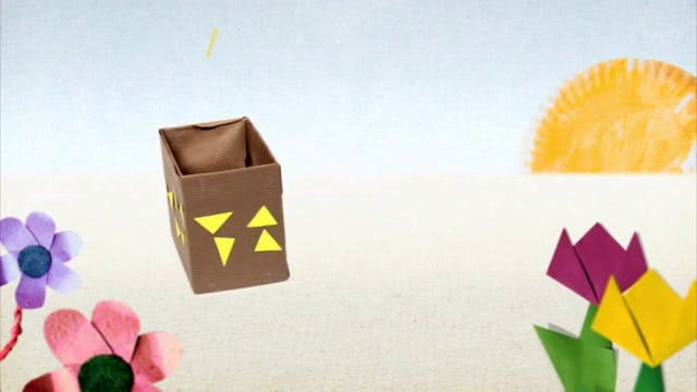 Vidéo mini atelier de Tiji : la mangeoire à  oiseaux
